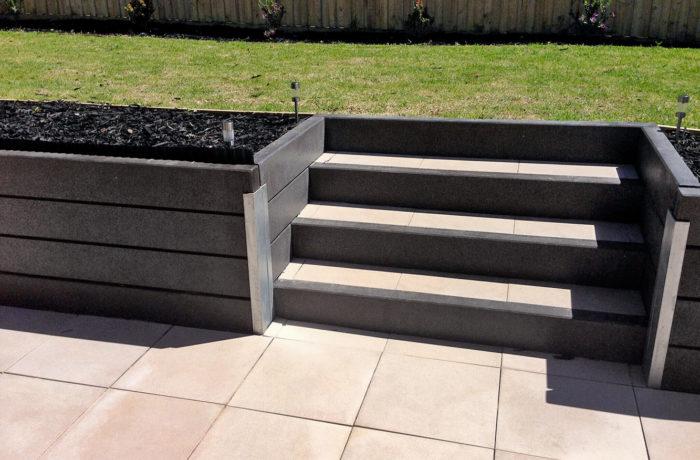 Steps Paver Treads